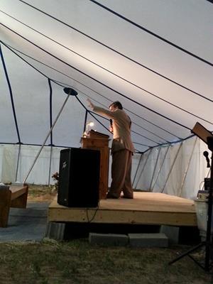 Tent Revival 2013 - Twin City, GA