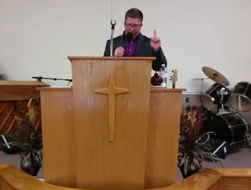 Bro. Shannon Wallace - Lighthouse Holiness Church